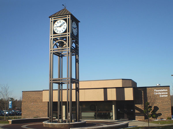 Bell and Clock Towers - Verdin Canada